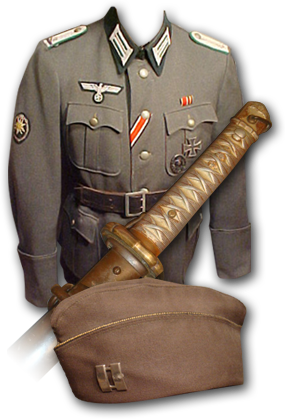 German WW2 Uniform